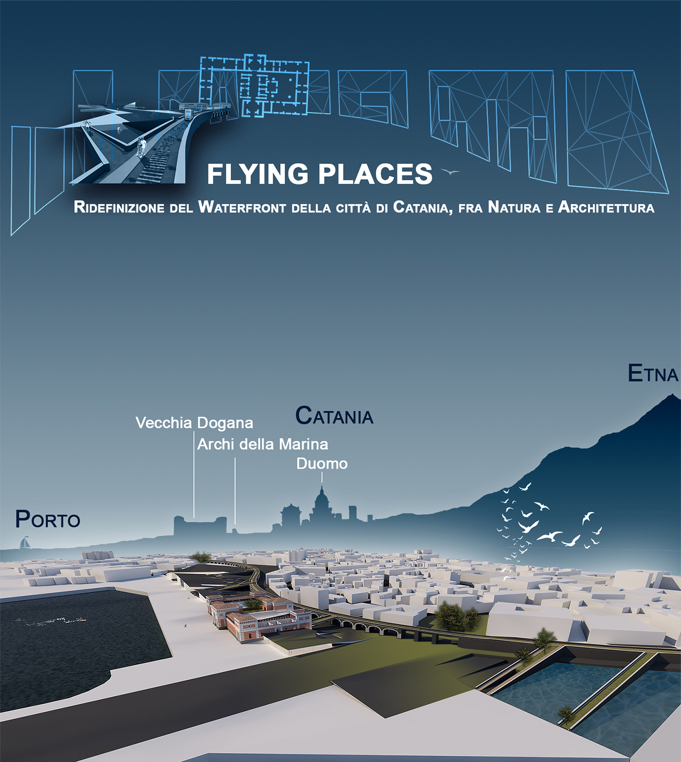 Flying Places