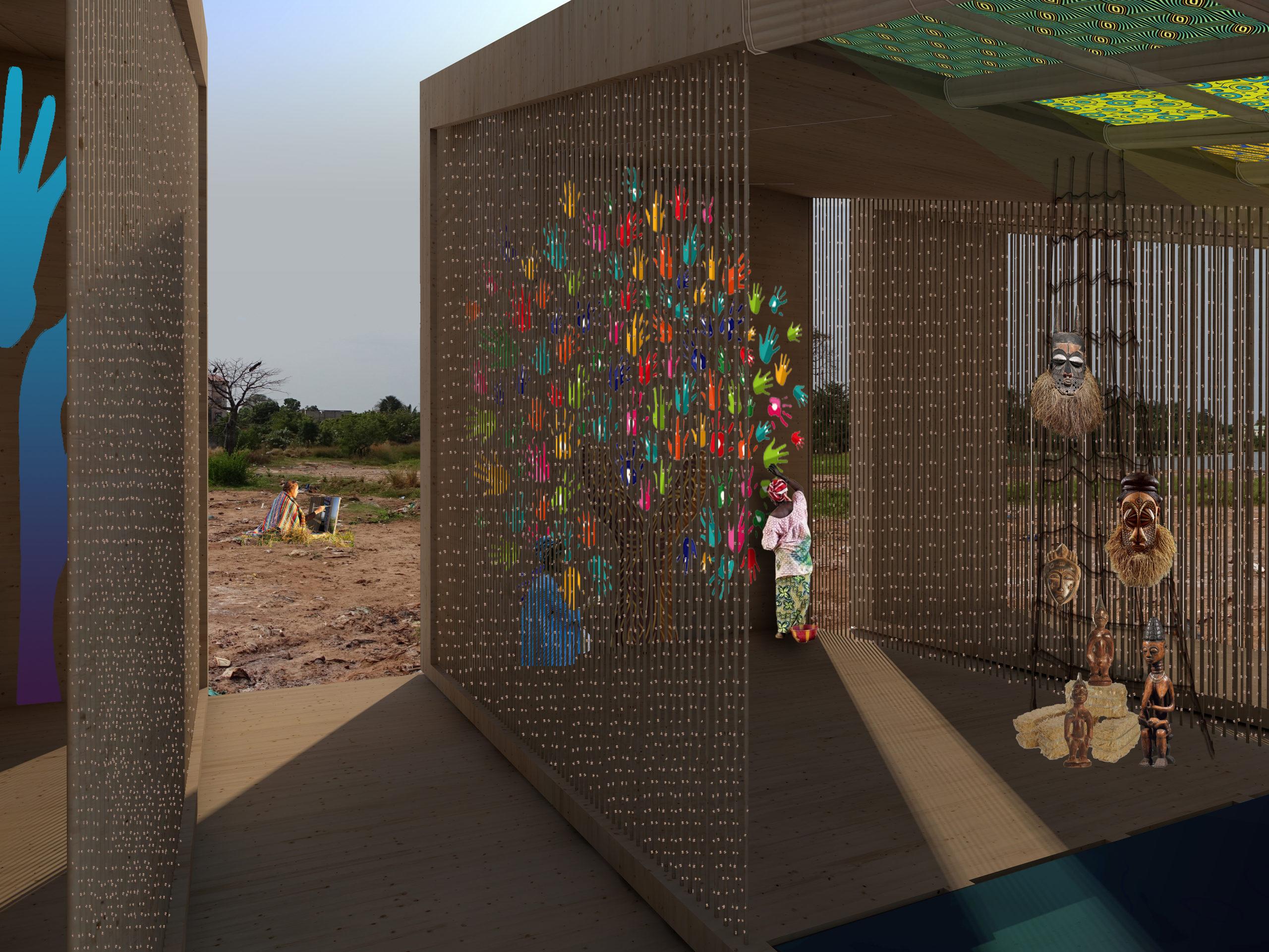 Peace Pavilion