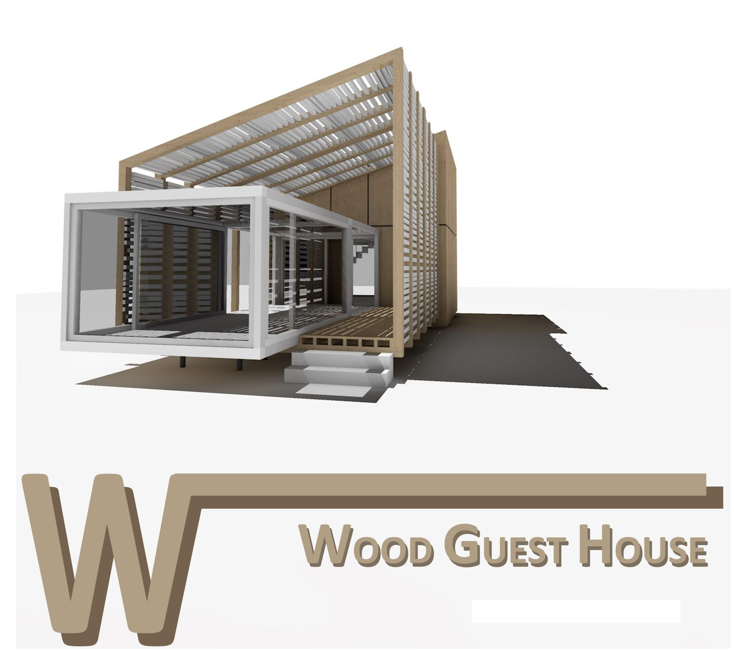 Wood Guest House